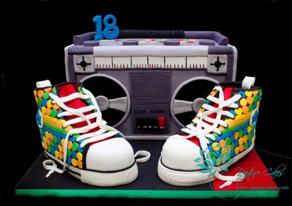 Rapture Cakes