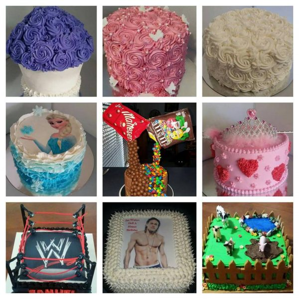 Renaes Cakes