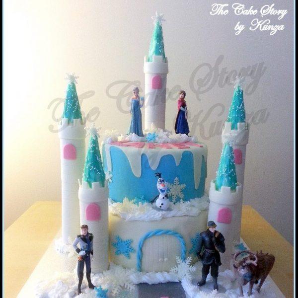 Cake Story by Kunza