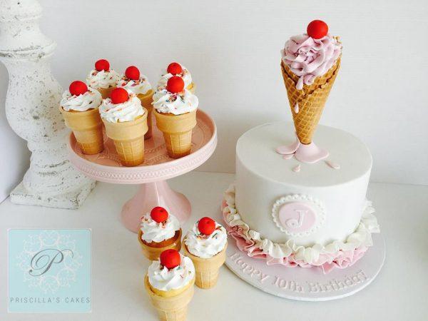 Priscillas Cakes