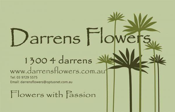 Darrens Flowers