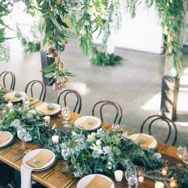 Wedding Terminology: Tablescape