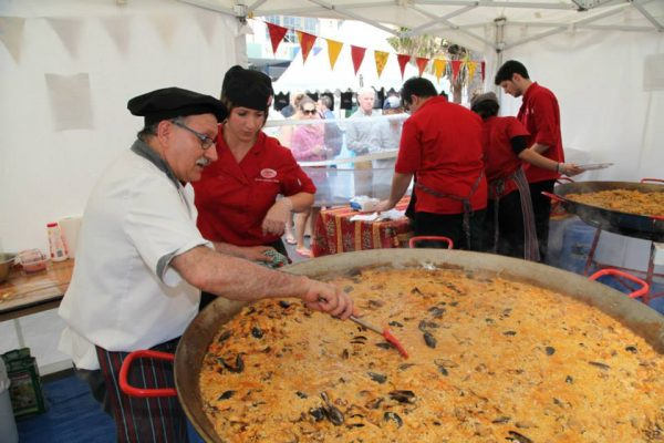 Flavours of Spain-On Site Catering