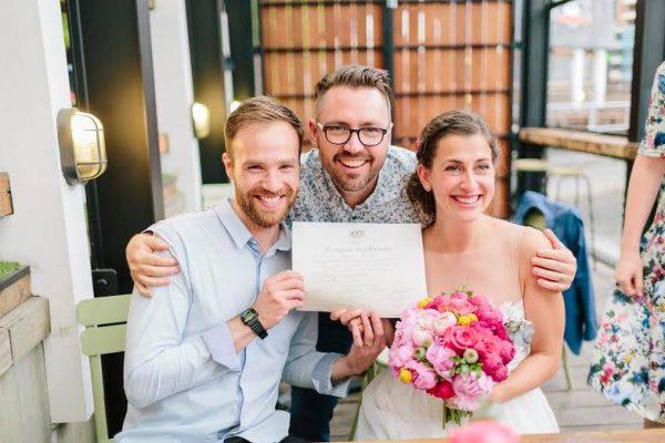 Anthony Cribbes-Wedding Celebrant