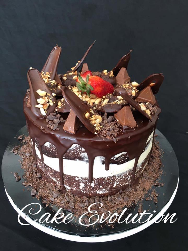 Cake Evolution