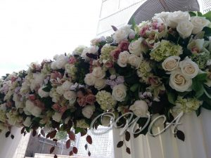 Outdoor Wedding Aisles