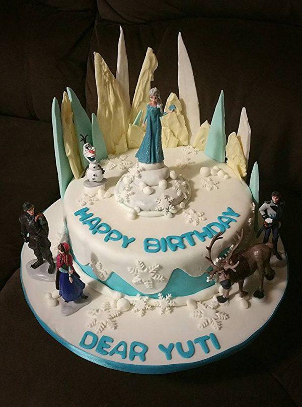 Cake Pleasures