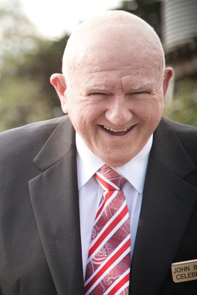 John Byrne Celebrant