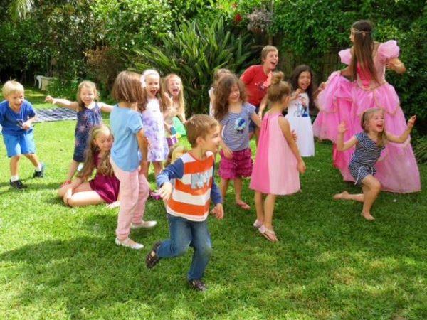 Star Dust Kids Parties
