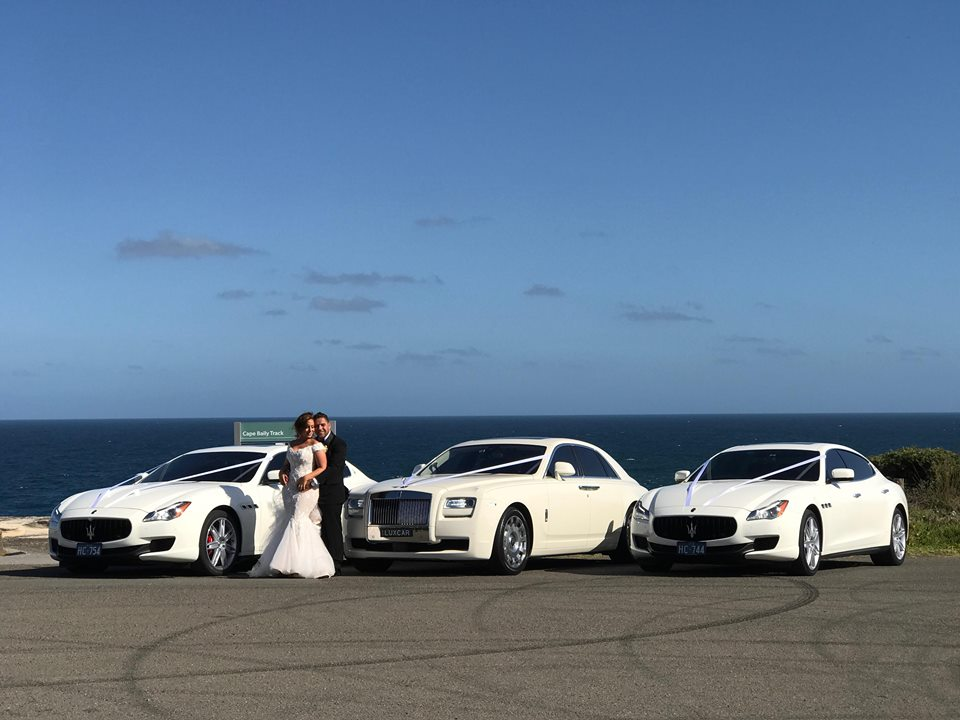 Astra Limousines-Wedding Cars