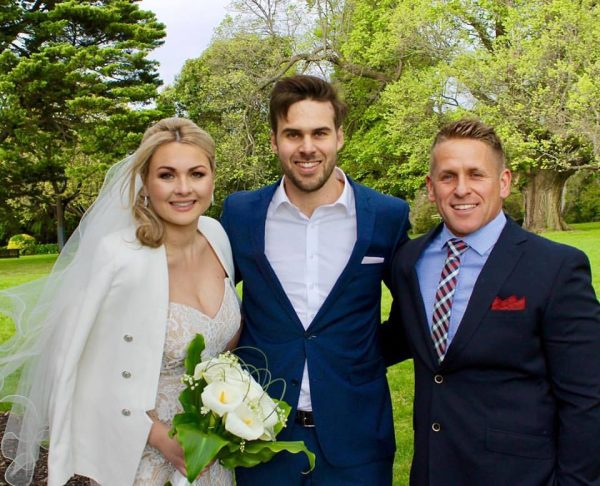 Chris Johnson Marriage Celebrant