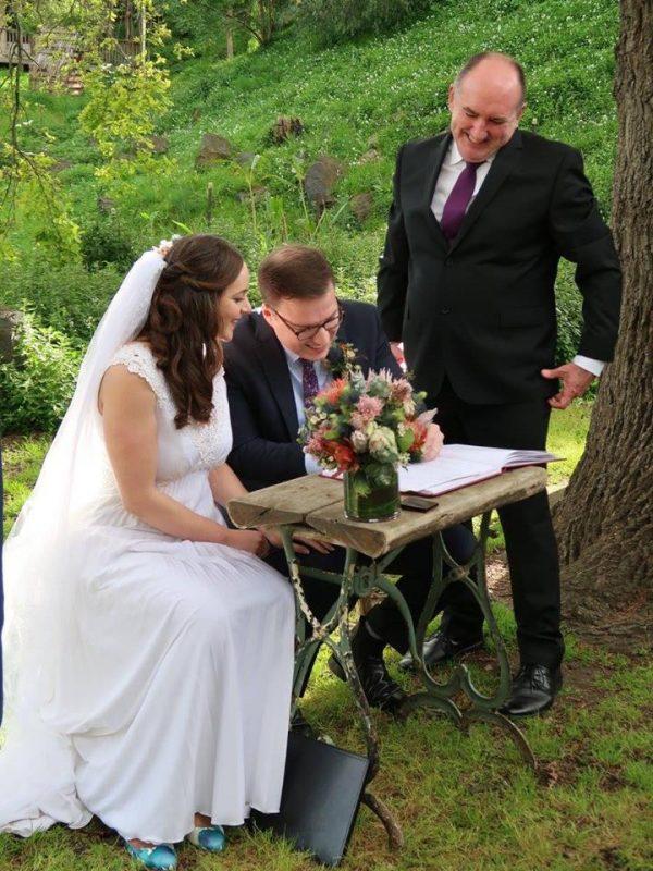 Bronte Price Marriage Celebrant