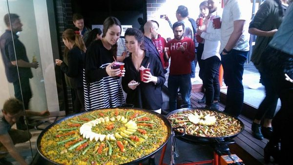 The Paella Catering