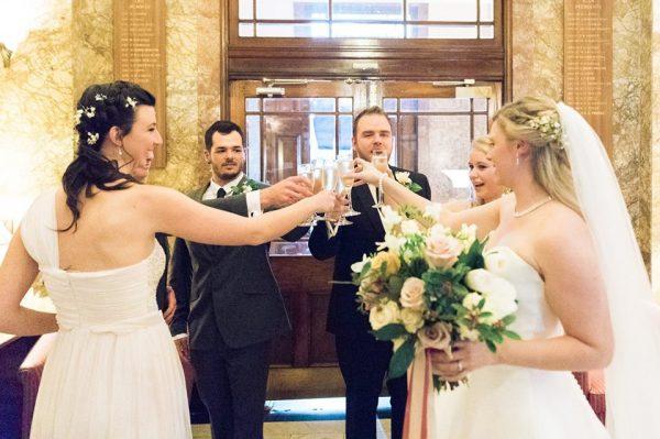 The Tea Room QVB - Wedding Venue, George Street, Sydney