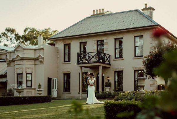 Historic Eschol Park House