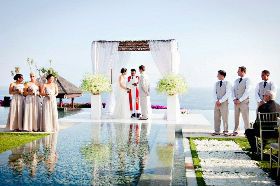 Bali Villa Weddings-Events