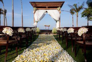 Bali Blessed Wedding
