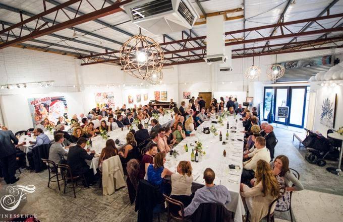 SmartArtz Gallery - Wedding Venue, South Melbourne, Melbourne