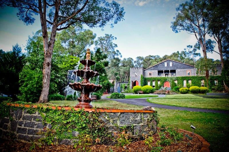 Avalon Castle Wedding Venue - Cockatoo, Dandenong Ranges, Melbourne