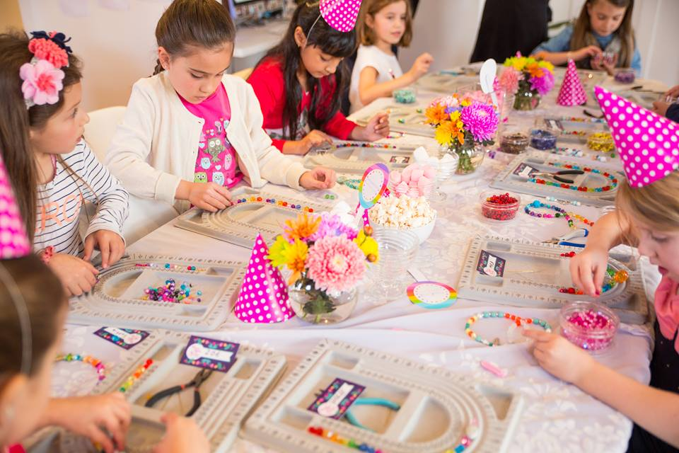 Pretty Little Things Parties-Jewellery Making Parties
