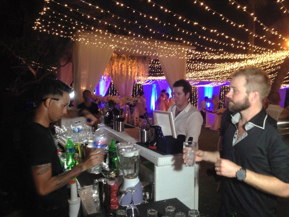 Bali Bar Catering