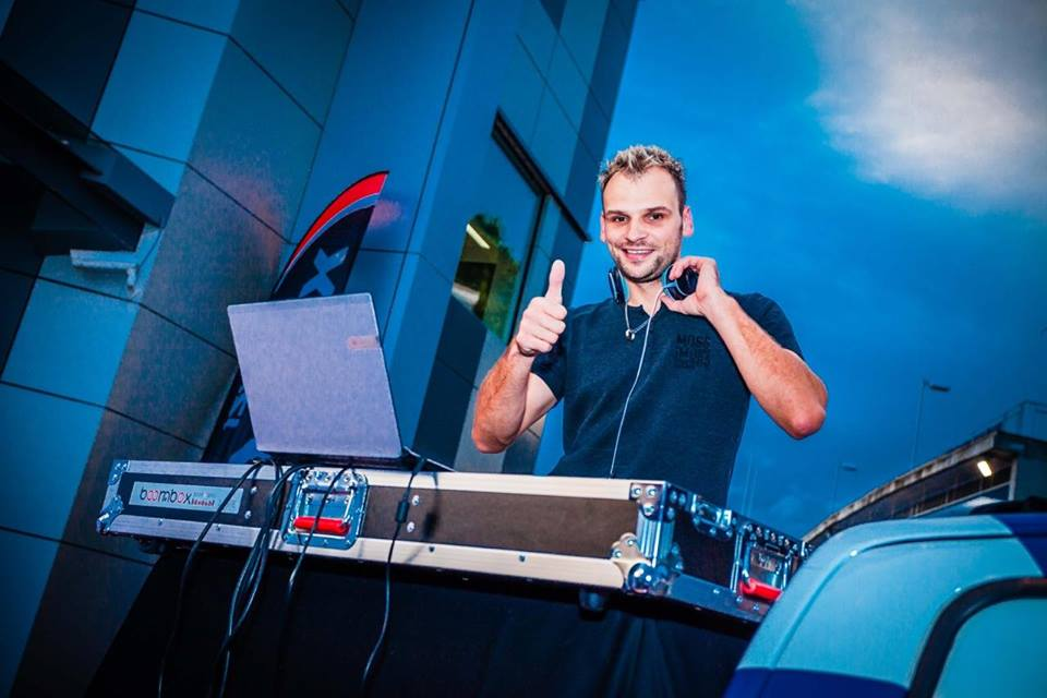 Boombox Promotions DJ Hire Sydney