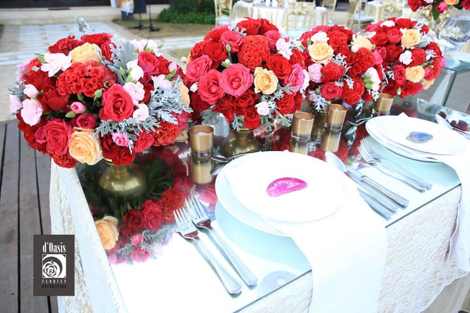 D'Oasis Florist