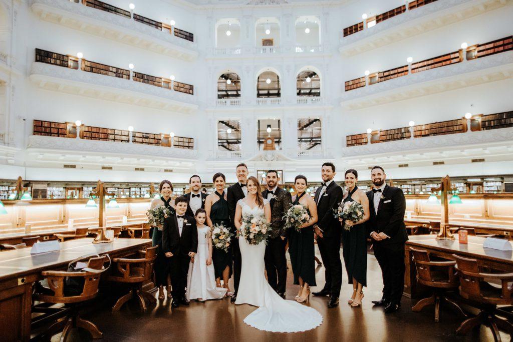 Showtime Events - Wedding Venue, South Wharf, Melbourne