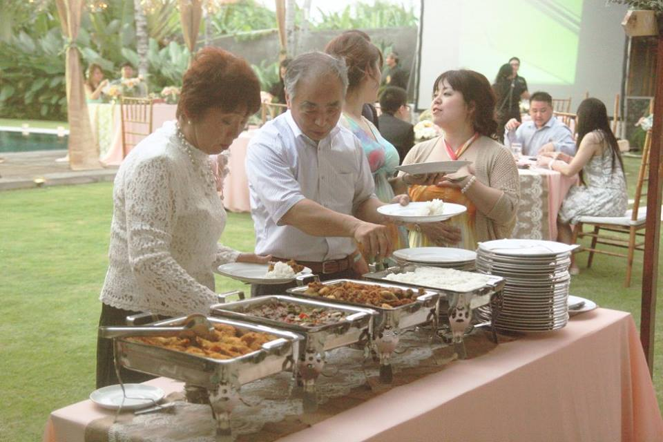 Bali Catering Service