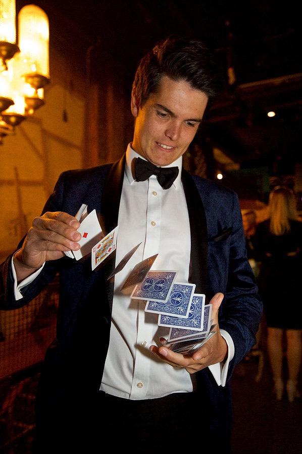 Dare The Sydney Magician DMS