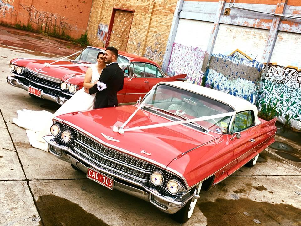 Caddyman Cadillac Car Hire
