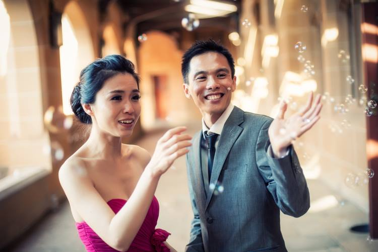 Mario Wedding Photography in Sydney