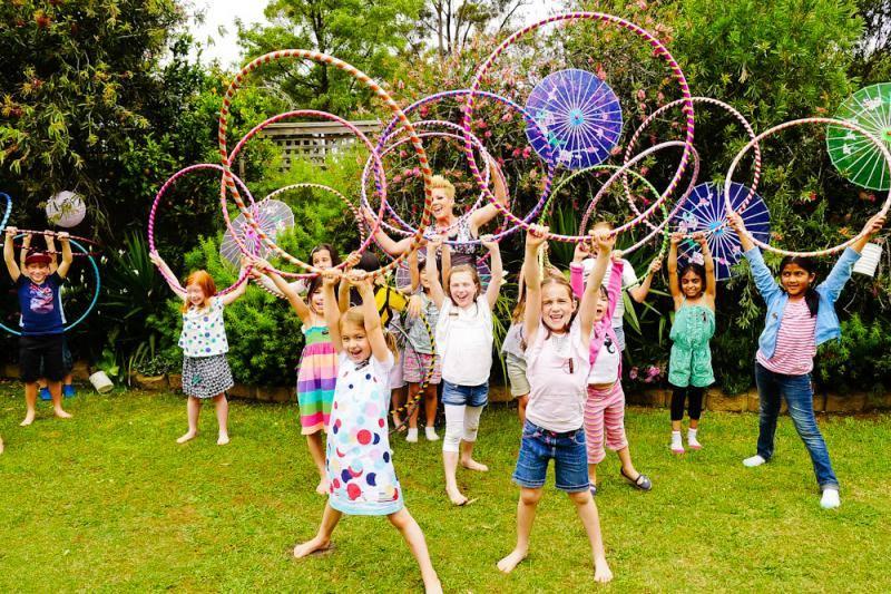 Sparrow Sports kids sports parties