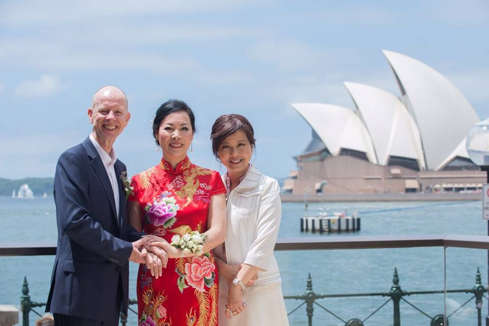 Sydney Chinese Celebrant-Jacqueline Yen