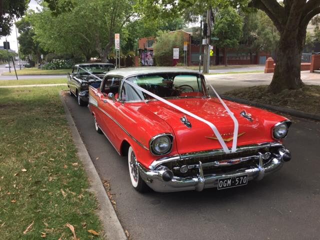 57 Chevy Hire