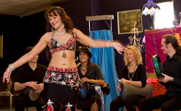 Bellydancer Kaylah-Melbourne