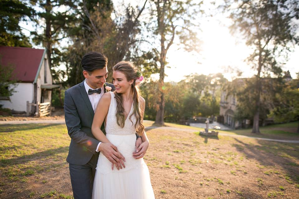 Rustic Wedding Venues in Melbourne - Montsalvat