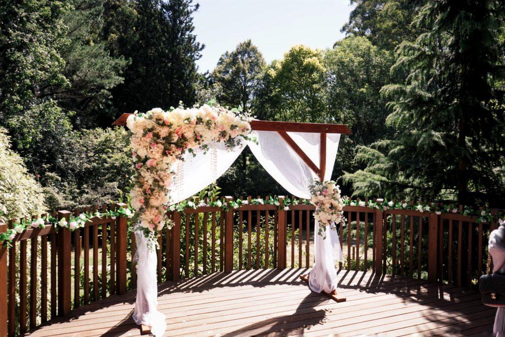 Affordable wedding venues below $100 in Melbourne Victoria - Olinda Tea House
