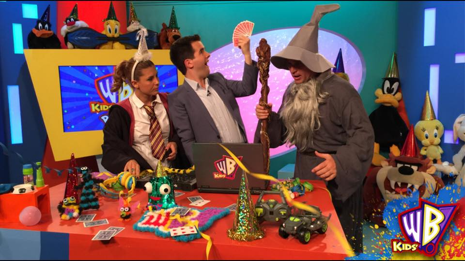 Alex the Magician