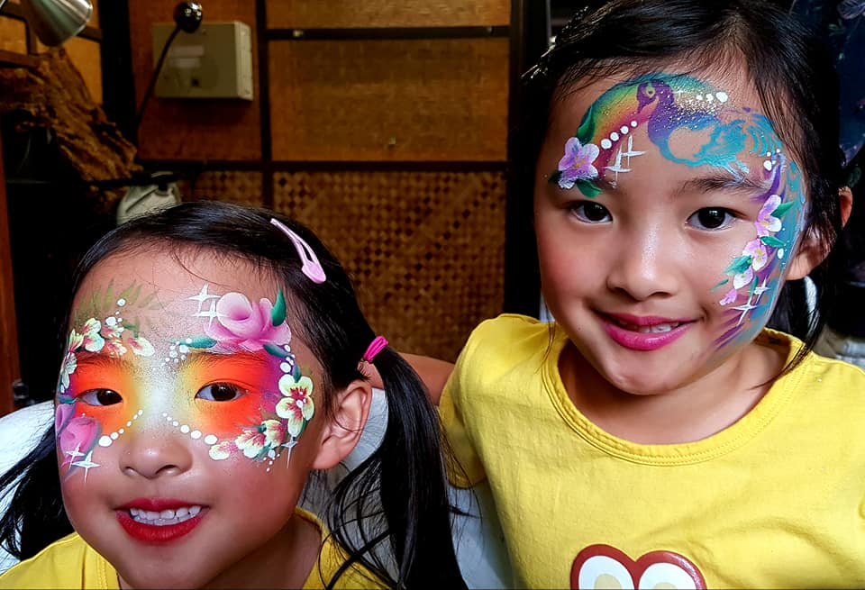 Melbourne-Face-Painting-Kids-Entertainer-Creations-Face-and-Body-Art