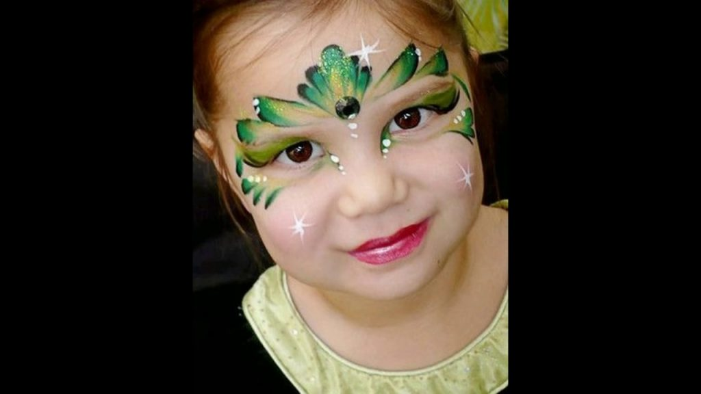 A FACE PAINTING DREAM