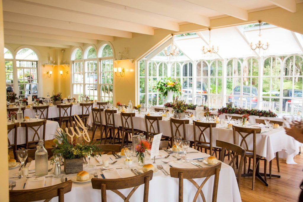 Fortnums Restaurant - Wedding Venue, Sassafras, Dandenong Ranges