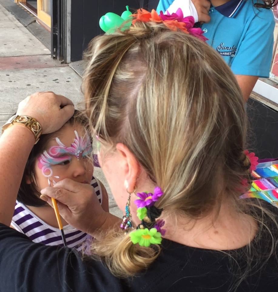 Melbourne-Face-Painting-Kids-Entertainer-Gypsy-Janine