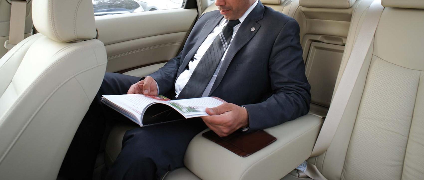 Hyatt Chauffeured Vehicles Pty Ltd