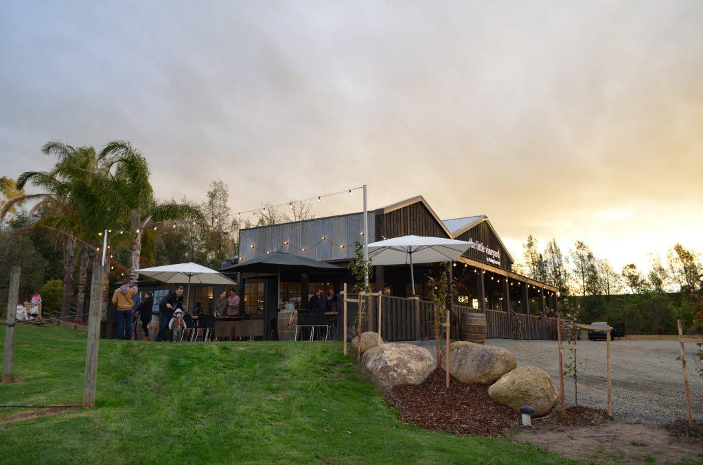The Little Vineyard - Wedding Venue, Chirnside Park, Yarra Valley