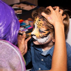 Magic Mirror Face Painting Melbourne