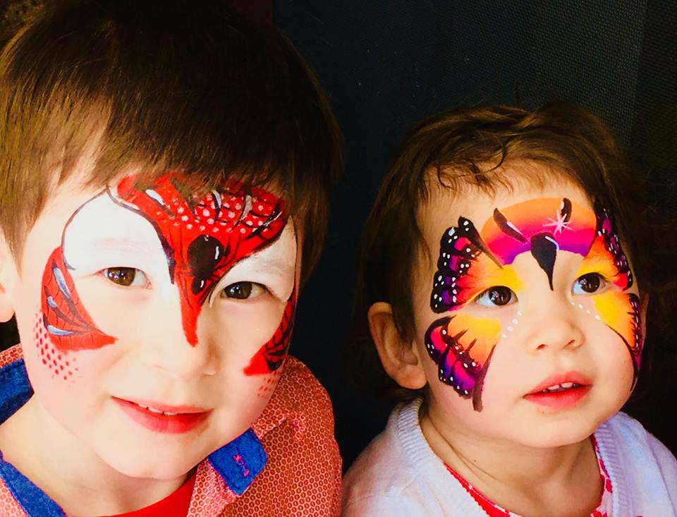 Magical Creations Face Painting Balloon Twisting Parties2weddings