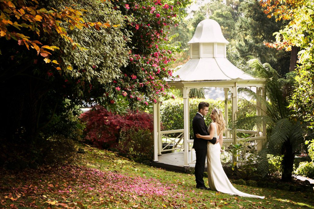 Nathania Springs Receptions - Wedding Venue, Monbulk, Yarra Valley