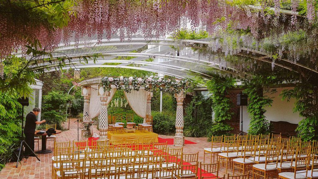 Potters Receptions - Wedding Venue, Warrandyte, Yarra Valley