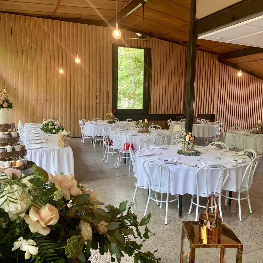 Toorongo River Chalets - Wedding Venue, Noojee, Gippsland